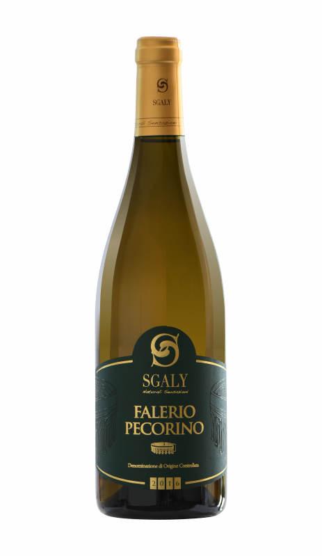 Vino Falerio Pecorino Sgaly