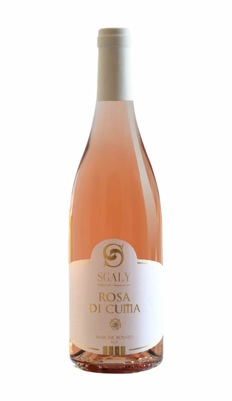 Vino rosato Rosa di Cuma Sgaly